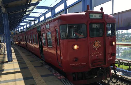 160929_to宮崎_2両電車