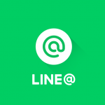 「LINE@」始めました♪LINEとの違いも解説!